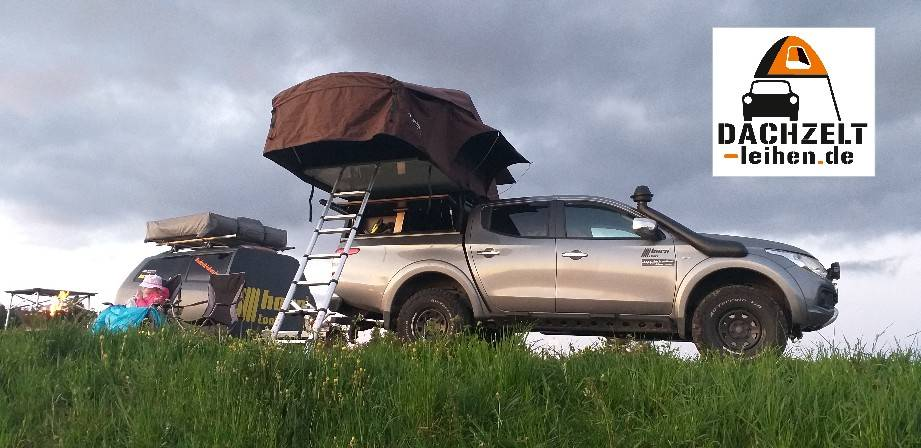 DTBD Outdoor 140L auf Fiat Fullback